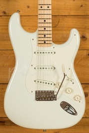 Fender Custom Shop '56 Strat - NOS Maple Neck Olympic White