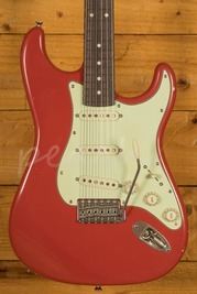 Xotic California Classic XSC-1 Fiesta Red Light Aged