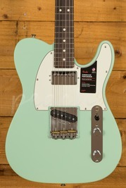 Fender American Performer Tele Hum - RW Satin Surf Green *B Stock*