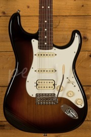 Fender American Performer Stratocaster HSS, Rosewood 3-Color Sunburst
