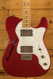 Fender Vintera 70s Tele Thinline Candy Apple Red