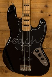 Squier Classic Vibe 70s Jazz Bass Maple Neck Black