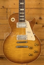 Gibson Custom 60th Anniversary 59 Les Paul Royal Teaburst VOS NH