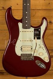 Fender American Performer Strat HSS - Rosewood Aubergine