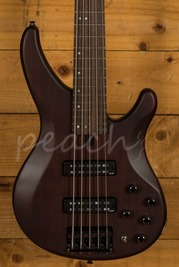 Yamaha TRBX505TBN Translucent Brown 5 String bass