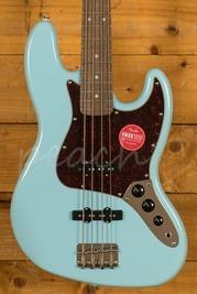 Squier Classic Vibe 60s Jazz Bass Laurel Daphne Blue