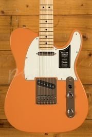 Fender Player Series Tele - Maple Capri Orange
