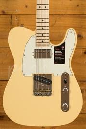Fender American Performer Telecaster Maple Vintage White