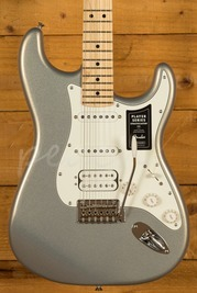 Fender Player Series Strat HSS Maple Neck - Silver