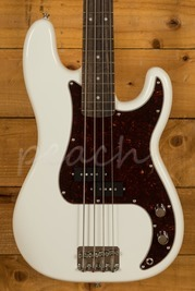 Squier Classic Vibe 60s P Bass Laurel Olympic White