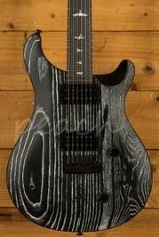 PRS SE - Ltd Edition SE Custom 22 Sand Blasted Swamp Ash - Frozen Charcoal