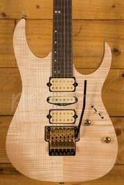 Ibanez 2019 RG1070FM-NTL Natural Low Gloss - Used