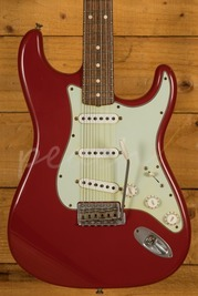 "Fender Custom Shop Tone Machine 62 Strat ""SRV RED"" Used"