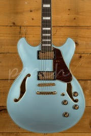 Ibanez 2018 Artcore Expressionist AS83-Steel Blue