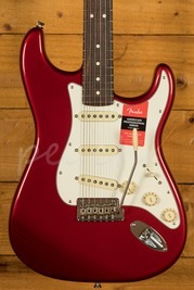 Fender American Pro Stratocaster Rosewood Candy Apple Red