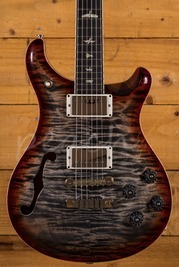 PRS McCarty 594 Semi Hollow - Charcoal Cherryburst