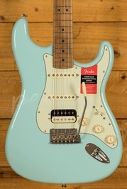 Fender Limited Edition American Pro HSS Strat Roasted Maple Daphne Blue