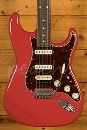 Fender Custom Shop '60 Strat NOS Roasted Maple/RW Fiesta Red HSS