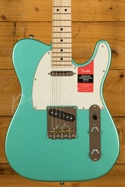 Fender American Pro Telecaster Maple Mystic Seafoam