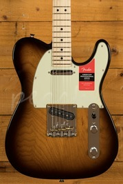Fender American Pro Telecaster Maple 2-Colour Sunburst