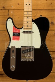 Fender American Pro Telecaster Left-Hand Maple Black