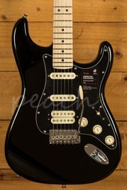 Fender American Performer Strat HSS Maple Black