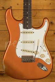 Fender Custom Shop 65 Strat Relic Candy Tangerine