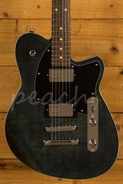 Reverend Charger RA - Trans Black