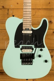 Schecter Sun Valley SS PT-FR Sea Foam Green