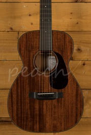 Martin Custom Shop Sinker Mahogany 0 Limited Edition - Sinker Top