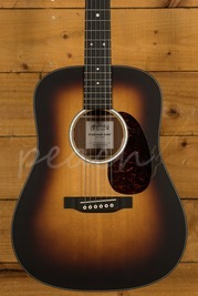 CF Martin Dreadnought Junior DJR10E Sunburst