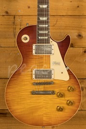 Gibson Custom 60th Anniversary 59 Les Paul Orange Sunset Fade VOS NH
