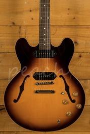 Gibson ES-335 Dot P-90 - Vintage Burst
