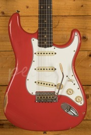 Fender Custom Shop Late 59 Strat Relic Fiesta Red