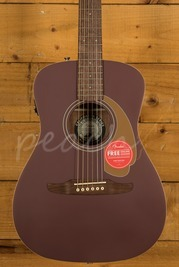 Fender Malibu Player - Burgundy Satin