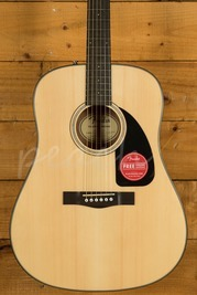 Fender CD-60 V3 Dreadnought - Natural