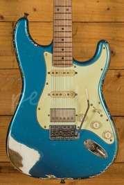 Xotic California Classic XSC-2 Lake Placid Blue Heavy Aged