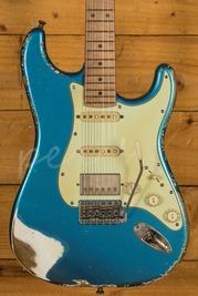 Xotic California Classic XSC-2 Lake Placid Blue Heavy Aged