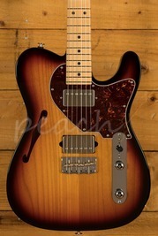 Suhr Alt T Pro 3 Tone Sunburst Maple Neck