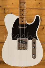 Suhr Classic T Pro Peach LTD - Trans White - Roasted Maple Neck