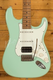 Suhr Classic Pro Peach LTD - HSS Maple Surf Green