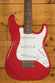 Squier Mini Strat Red Used