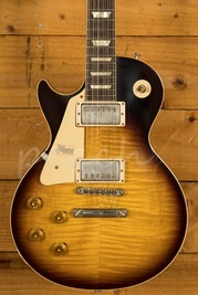 Gibson Custom 60th Anniversary 59 Les Paul Kindred Burst Left Hand VOS 99893