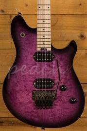 EVH Wolfgang Standard Trans Purple Burst Used