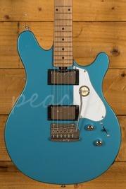 Sterling by Music Man Valentine Trem Toluca Blue