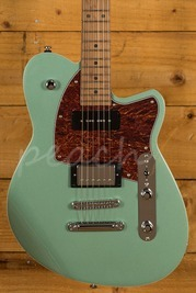 Reverend Double Agent OG - Metallic Alpine