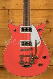 Gretsch G5232T Electromatic Double Jet FT with Bigsby Tahiti Red