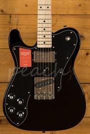Fender Japan Traditional 70's Tele Custom Black Left Handed