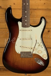 Fender American Pro Strat 3 Tone Sunburst RW Used