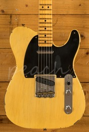 Fender Custom Shop 51 Nocaster Relic Faded Nocaster Blonde